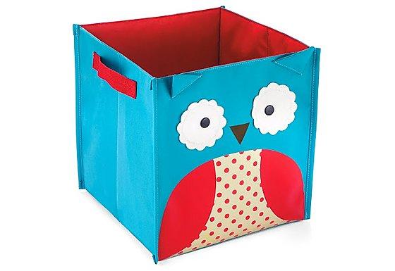 Skip Hop Zoo Storage Bin Container Owl