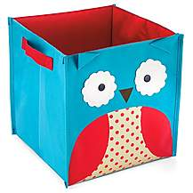 image of Skip Hop Zoo Storage Bin Container Owl