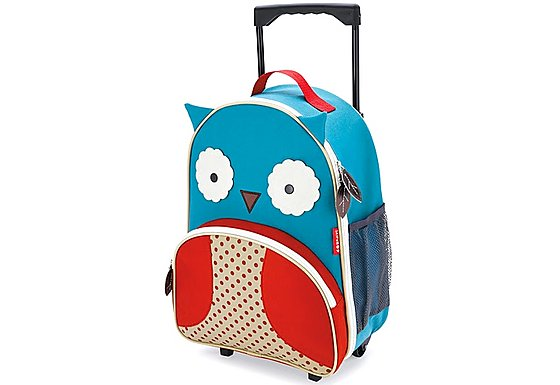 Skip Hop Zoo Luggage Bag Owl