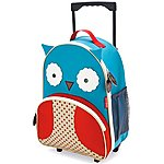 image of Skip Hop Zoo Luggage Bag Owl