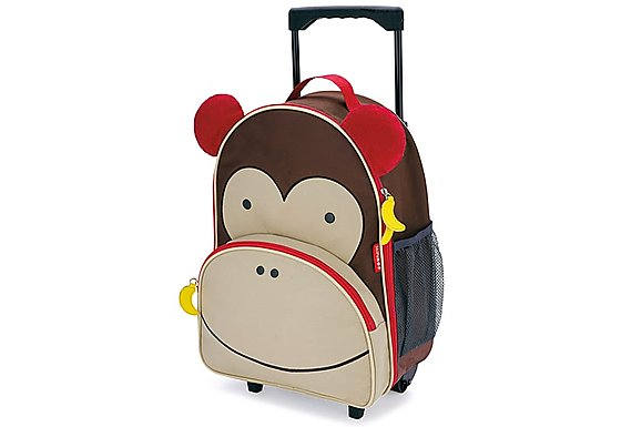 Skip Hop Zoo Luggage Bag Monkey