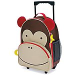 image of Skip Hop Zoo Luggage Bag Monkey