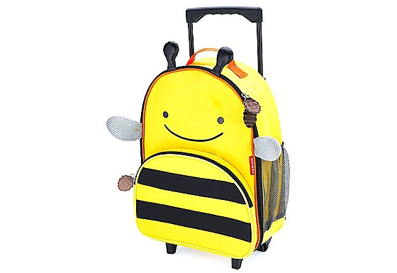 Skip Hop Zoo Luggage Bag Bee