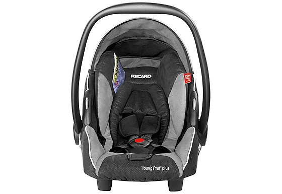 Recaro Young Profi Plus Baby Car Seat Graphite