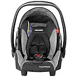 image of Recaro Young Profi Plus Baby Car Seat Graphite