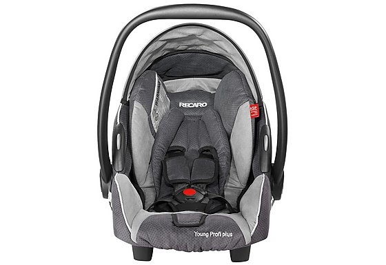 Recaro Young Profi Plus Baby Car Seat Shadow