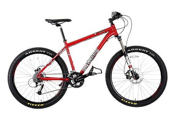 VooDoo Hoodoo Mountain Bike 2013/2014 - 20