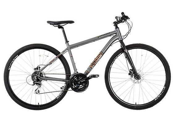 VooDoo Marasa Hybrid Bike 2013/2014 - 18