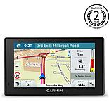 "Garmin DriveSmart 51LMT-D with UK and ROI Maps 5"" Sat Nav"