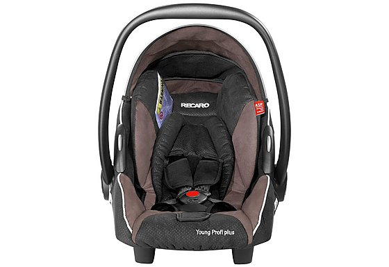 Recaro Young Profi Plus Baby Car Seat Mocca