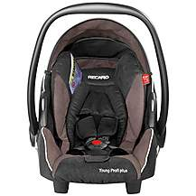 image of Recaro Young Profi Plus Baby Car Seat Mocca