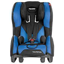 image of Recaro Young Expert Plus Child Car Seat Saphir