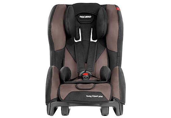 Recaro Young Expert Plus Child Car Seat Mocca
