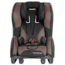 image of Recaro Young Expert Plus Child Car Seat Mocca
