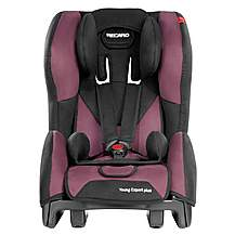 image of Recaro Young Expert Plus Child Car Seat Violet