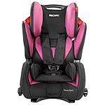image of Recaro Young Sport Booster Seat Pink