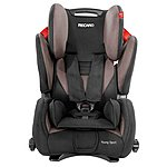 image of Recaro Young Sport Booster Seat Mocca