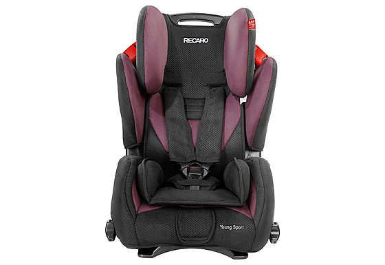 Recaro Young Sport Booster Seat Violet