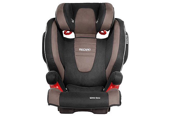 Recaro Monza Nova Booster Seat Mocca