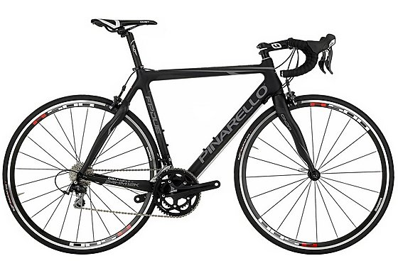 Pinarello FP Due Road Bike Matt Black 44cm