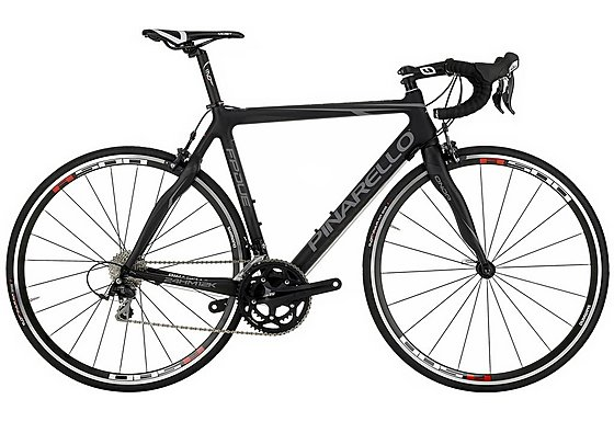 Pinarello FP Due Matt Black Road Bike 51cm