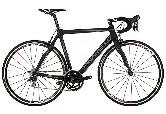 Pinarello FP Due 105 Matt Black Road Bike 55cm