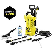 Halford's Karcher K2 Full Control Car Pressure Washer
