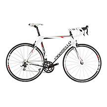 image of Pinarello FP Due White and Red Road Bike 55cm