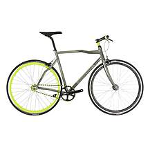 image of Pinarello 'Only the Brave' by Diesel Fixie Bike Acid Green 45cm