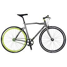 image of Pinarello 'Only the Brave' by Diesel Acid Green Fixie Bike 51cm