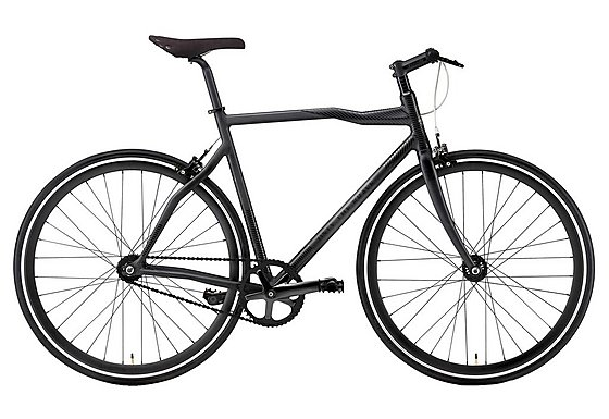 Pinarello 'Only the Brave' by Diesel Fixie Bike Black 51cm