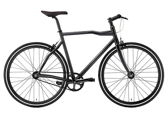 Pinarello 'Only the Brave' by Diesel Fixie Bike Black 54cm