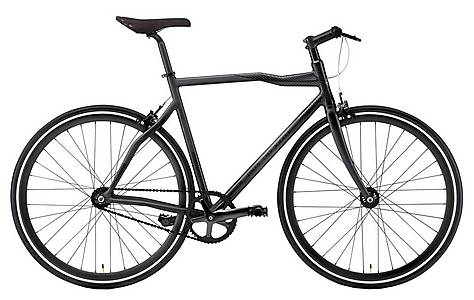image of Pinarello 'Only the Brave' by Diesel Fixie Bike Black 54cm