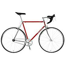 image of Pinarello Catena Fixie Bike Red - 50cm