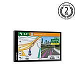 "image of Garmin DriveSmart 61LMT-D with Full Europe Maps 6"" Sat Nav"