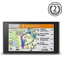 "image of Garmin DriveLuxe 51LMT-D with Full Europe Maps 5"" Sat Nav"