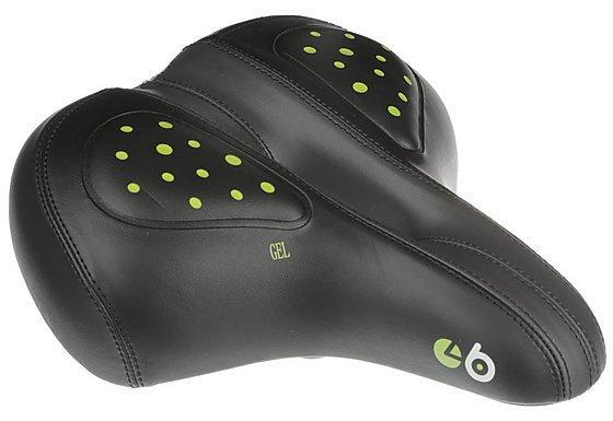 Bikehut Gel Comfort Saddle