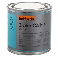 Halfords Brake Caliper Paint Red 250ml