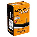 "image of Continental Mountain Bike Inner Tube - 29"" x 1.75"" - 2.5"""