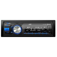 JVC KD-X250BT Digital Media Car Stereo with Full iPod Control & Bluetooth