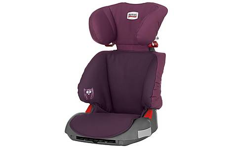 image of Britax Adventure High Back Booster Seat - Dark Grape
