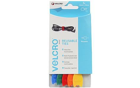 image of VELCRO#174; Brand Adjustable Ties