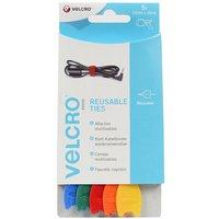 VELCRO#174; Brand Adjustable Ties