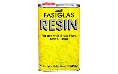 image of Davids Fastglas Resin 1L