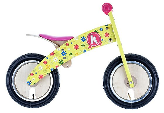 Kurve Flower Balance Bike