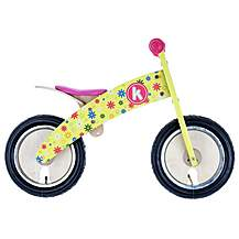 image of Kurve Flower Balance Bike