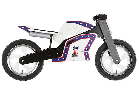 Hero Evel Knievel Balance Bike