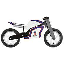"image of Kiddimoto Hero Evel Knievel Balance Bike - 12"" Wheel"
