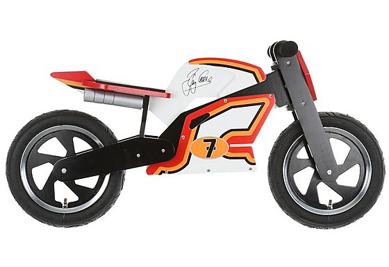 Hero Barry Sheene Balance Bike