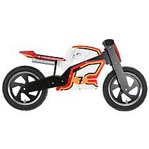 image of Kiddimoto Hero Barry Sheene Balance Bike